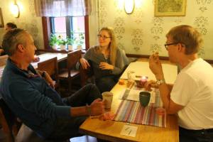 Gruppdiskussion Tiveden
